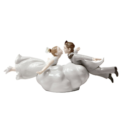 Lladro Wedding In The Air COLLECTIBLE FIGURE