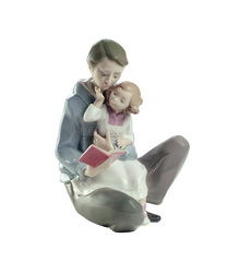 Nao By Lladro Read Me A Story COLLECTIBLE FIGURE