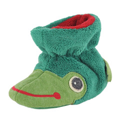 Acorn Easy Critter Bootie Slippers
