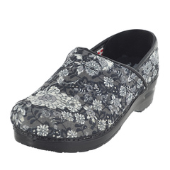 Sanita Vegan Prof. Calico Clogs