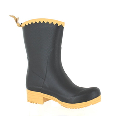 Sanita Splash From The Past Rain Boots
