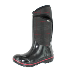Bogs Primsoll Prince Of Wales Tall Waterproof Boot