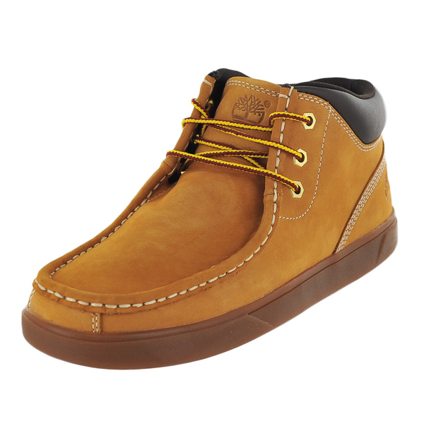 Timberland Groveton Moc Toe Chukka Chukka Boot