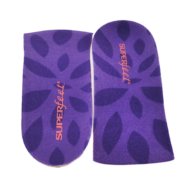 Superfeet Me Fashion Comfort 3/4 Insole High Heel Insole