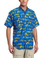 Columbia Super Bahama Ss Fishing Shirt