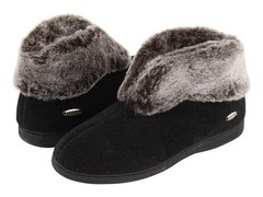 Acorn Chinchilla Bootie Ii Slip-On