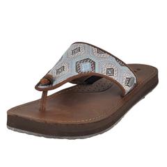 Acorn Artwalk Leather Flip Flip-Flop
