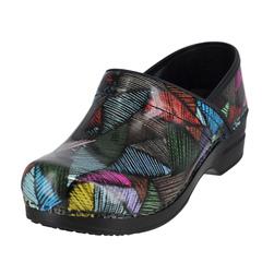 Sanita Smart Step-Prof. Prism Clogs