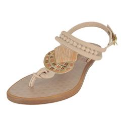 Grendene Tribal Sandal Ankle Strap