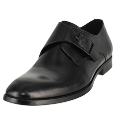 Unlisted By Kenneth Cole Golden Strap Monk Strap