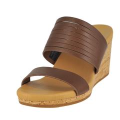 Teva Arrabelle Slide Leather Wedges