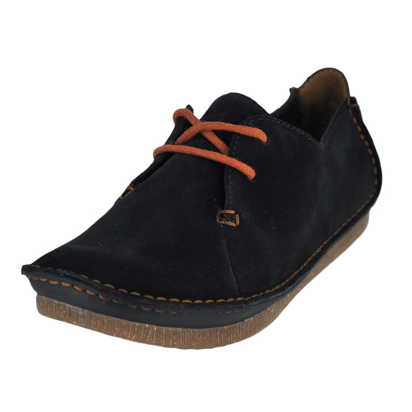 Clarks Janey Mae Lace-Up Shoe