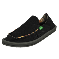 Sanuk Donna Hemp Slip-On