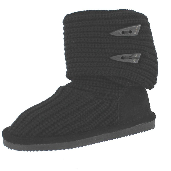 Bearpaw Knit Tall Winter Boot