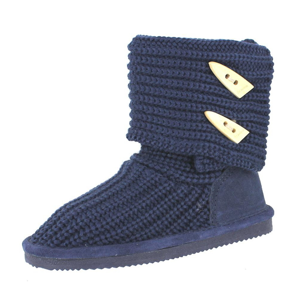 Bearpaw Knit Tall Casual Boots