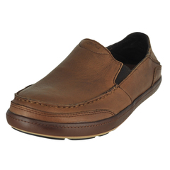 Olukai Puhalu Leather Loafers