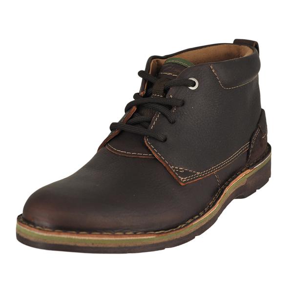 Clarks Edgewick Mid Chukka Boot