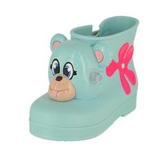 Mini Melissa Monkey Boot + Js Ankle Hi Boot