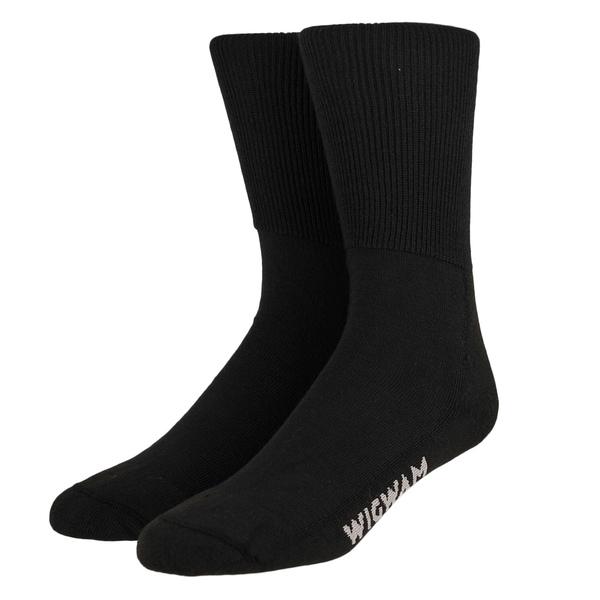 Wigwam Diabetic Strider Pro 2-Pack Crew Sock