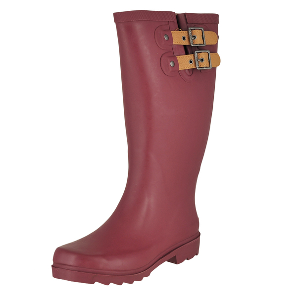 Chooka Top Solid Tall Rain Boots