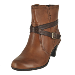 Rockport Cobb Hill Collection Missy Side Zipper