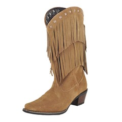 Durango Fringe Crush 12 In Western Boot