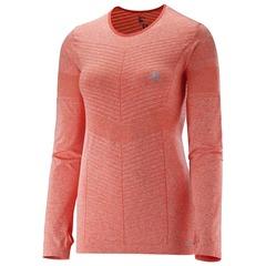SALOMON Elevate Seamless Ls Tee W Long Sleeve Shirt