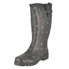 Chooka Spirited Sparrows Rain Boots