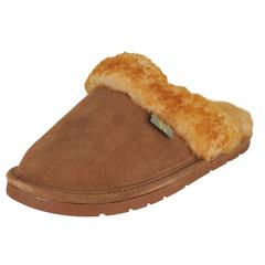 Rj's Fuzzies Ladies Scuff Slippers