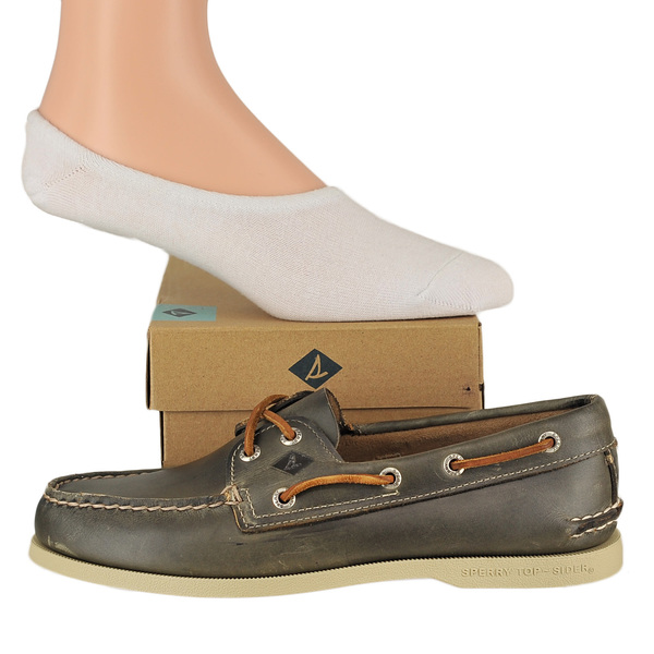 Sperry A/O Waterloo & No-Show Sock Boat Shoes