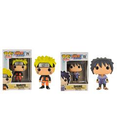 Funko Pop Animation Naruto & Sasuke Action Figure