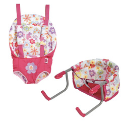 Adora Table Feeding Seat & Carrier Carrier & Table Seat
