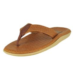 Island Slipper Classic Italian Weave Thong
