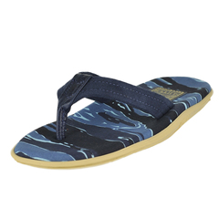 Island Slipper Camouflage Ripstop Thong