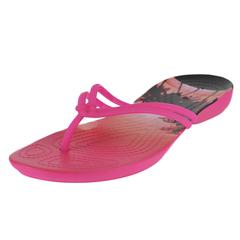 Crocs Isabella Graphic Flip W Flip-Flop