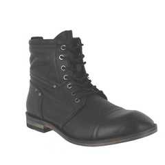 Guess Eagan Lace-Up Boots