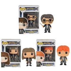 Funko Potter/Ron Weasle/Granger Harry Potter
