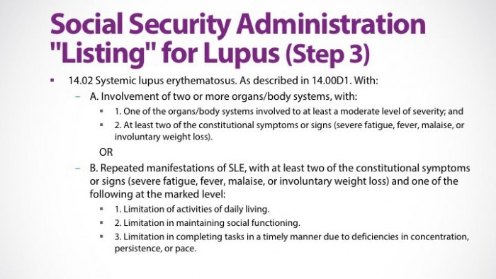 lupus research papers