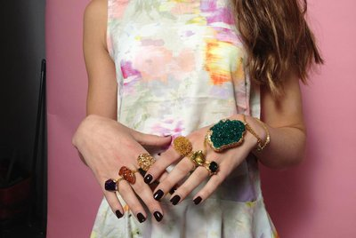 Natalie Dissel Jewellery, Bali: Rock It