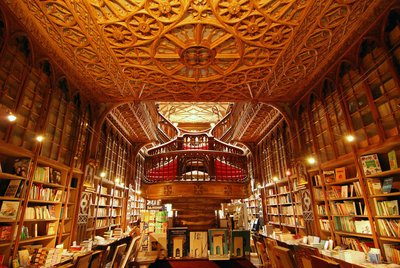 12 of the World's Most Beautiful Bookshops