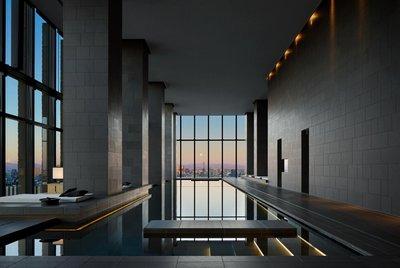 Aman swimming pool