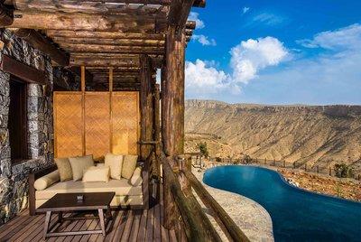 Alila Jabal Akhdar, Oman: Out of Town