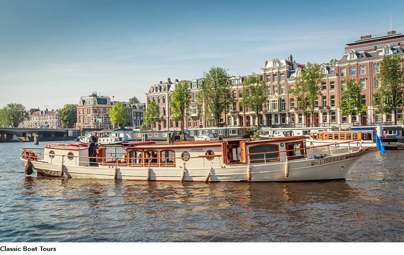 Amsterdam Classic Boat Tours