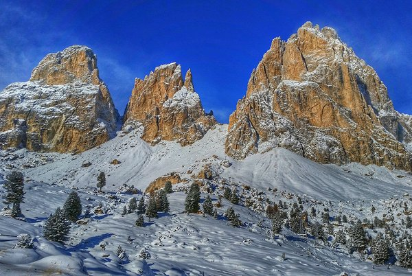 All I Want For Christmas... Dolomites Gourmet Ski Safari