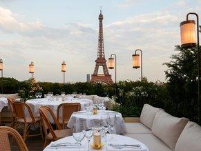 Girafe Paris