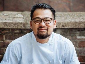 Chef Jowett Yu of Ho Lee Fook