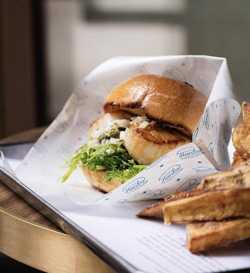 Honbo Burger