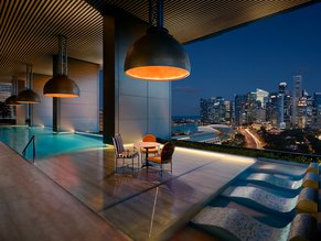 JW Marriott Singapore South Beach_Pool