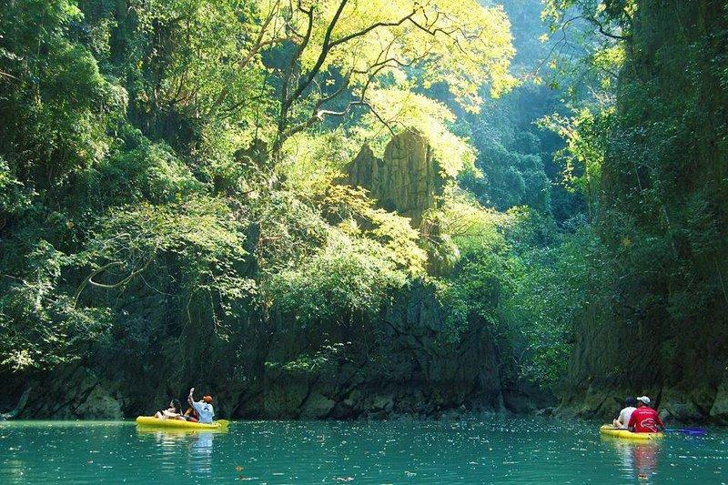 John Gray Sea Canoe