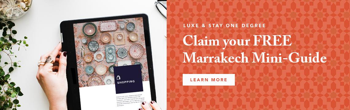 Marrakech guide redemption